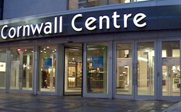 Cornwall Centre stabbing in