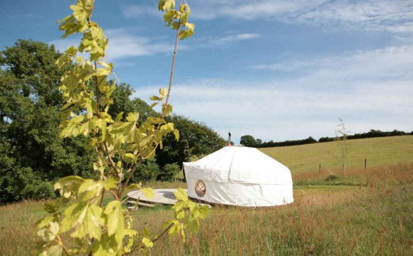 Campsites in England
