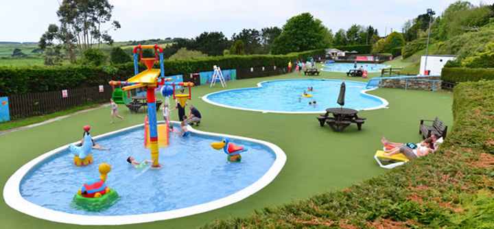 5 star Caravan Parks in Cornwall