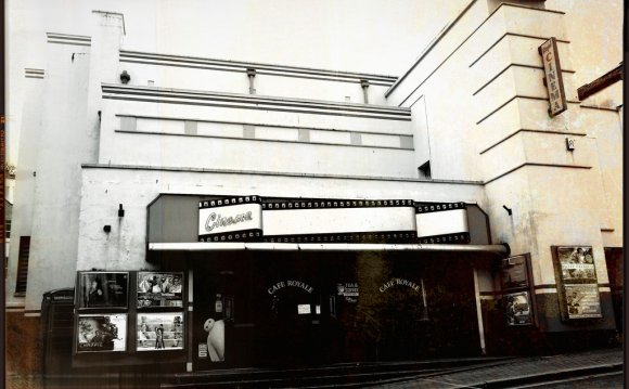 Cinema, St.Ives - Cornwall