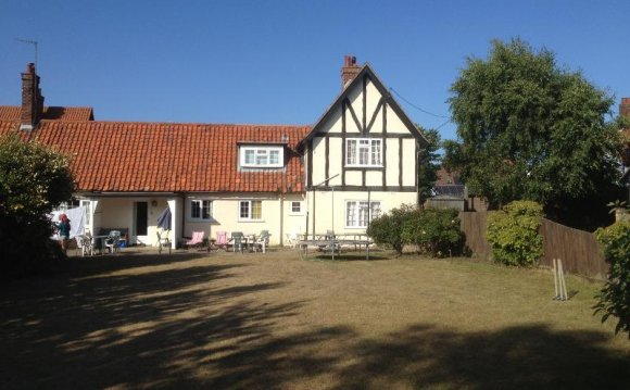 Cottage For Rent In Thorpeness