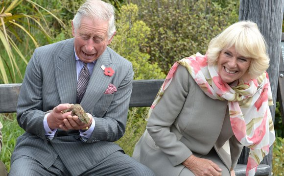Prince Charles and the Duchess