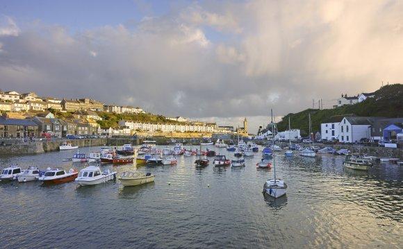 Fishing ports in Cornwall