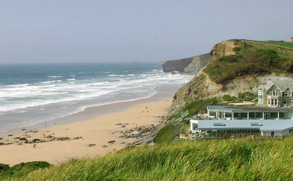 Watergate Bay Hotel - On the