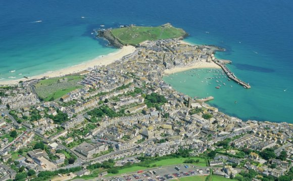 Why is St Ives the perfect