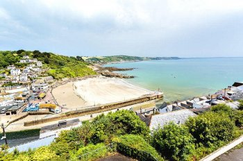 form seaside: French's house just isn't definately not the beach - and might be hired on for as much as £250,000 a year