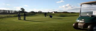 Golf breaks Bude Cornwall
