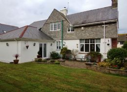 House for sale in St Ives: Greymount, Porthrepta Road, Carbis Bay, St Ives, Cornwall. TR26 2NZ, £500, 000