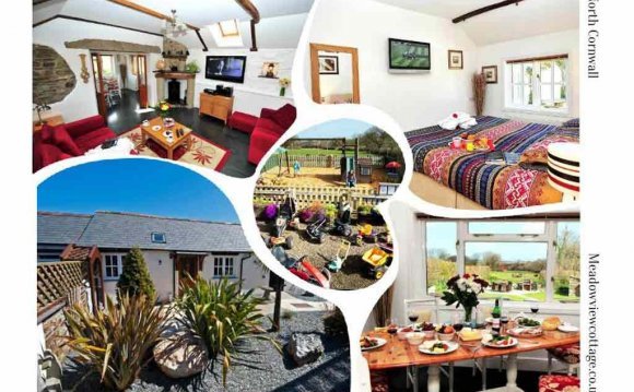 Luxury holiday Cottages, North Cornwall