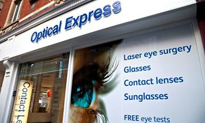 Optical Express states rigid instructions keep the problems price in laser attention surgery really low.