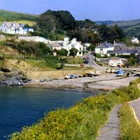Photograph of Port Gaverne