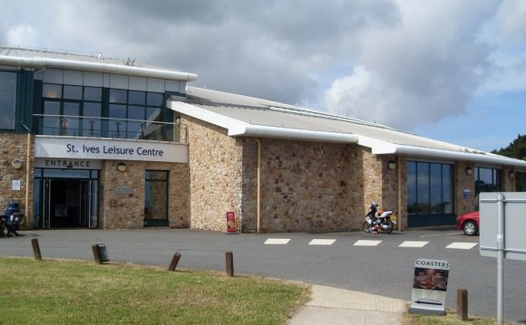 ST Ives Leisure Centre Cornwall