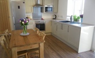 The Inhay - cooking area