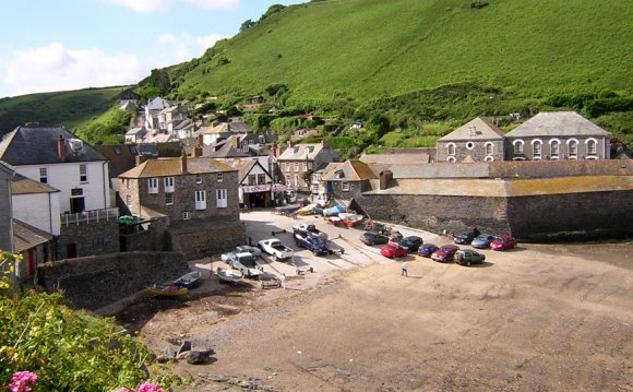 Port Isaac beach