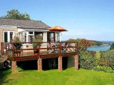 Cornwall Self Catering cottages sea views