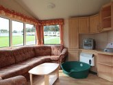 Dog friendly Caravan Cornwall