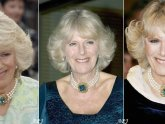 Duchess of Cornwall jewellery