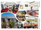 Luxury cottages in North Cornwall
