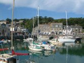 Padstow Cornwall England