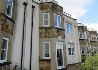 Thumbnail 2 bed flat to lease in Compass aim, Boskerris Road, Carbis Bay