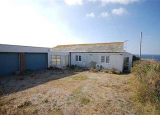Thumbnail 3 bed detached bungalow for sale in Fore Street, Port Isaac, Cornwall