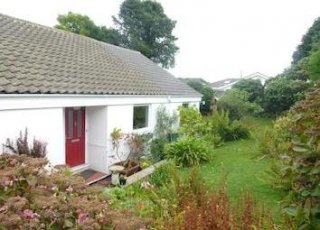 Thumbnail 4 bed detached bungalow to lease in Penwinnick Parc, St Agnes, Cornwall