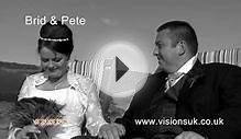 Brid and Pete at Headland hotel - Cornwall wedding films