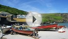Cottages Holiday England, Port Isaac Walks North Cornwall