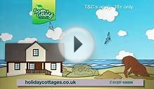 "Farm and Cottage Holidays - 10"" dog friendly TV ad"