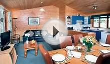 Log Cabin Holidays North Cornwall - Ivyleaf Combe Lodge