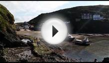 Port Isaac / Port Wenn harbour Cornwall Doc Martin
