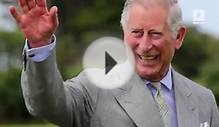 Royal visit: Prince Charles and Duchess of Cornwall dine