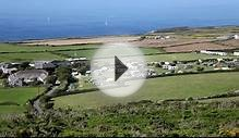St Ives Cornwall Trevalgan cottages & camping Park