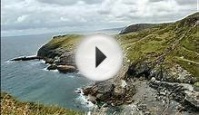 Tintagel Penzance Cornwall And Wiltshire England