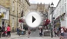 Truro City and Cathedral in Cornwall England - Explore