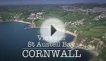 Views of St Austell Bay, South Cornwall